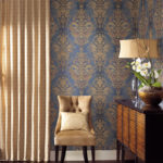 AML 601 Ombre Damask Blue