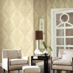AML 601 Ombre Damask Gold